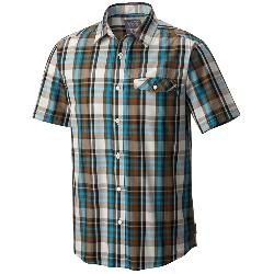Mountain Hardwear Farthing Short Sleeve Mens Shirt