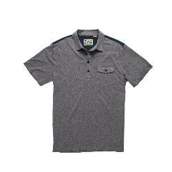 Howler Brothers Ranchero Polo Mens Shirt