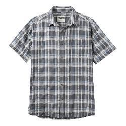 Mountain Khakis Crags EC Crinkle Short Sleeve Mens Shirt