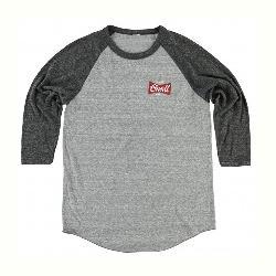 O'Neill Brewer Raglan Mens Shirt
