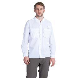 ExOfficio Air Strip Long Sleeve Mens Shirt