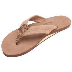 Rainbow Sandals Premier Leather Womens Flip Flops