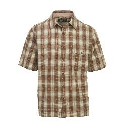 Woolrich Overlook Dobby Eco Rich Mens Shirt
