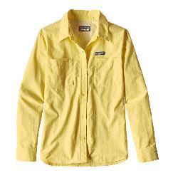 Patagonia Long Sleeved Anchor Bay Womens Shirt