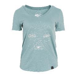 United By Blue Canoe Womens T-Shirt