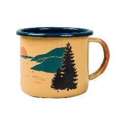 United By Blue Inlet Enamel Steel Mug 2018