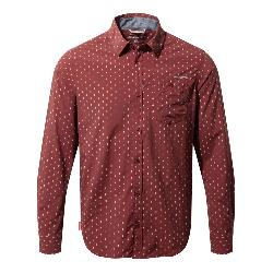 Craghoppers Nosilife Todd Long Sleeve Mens Shirt