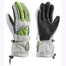 Leki Stripes S Womens Gloves
