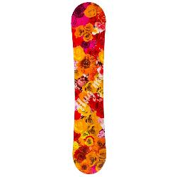 SLQ Hug Me Orange Girls Snowboard