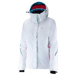 Salomon Brilliant Womens Insulated Ski Jacket