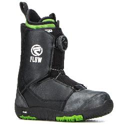 Flow Micron Boa Kids Snowboard Boots 2018