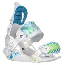 Roxy Rock-It Ready Girls Snowboard Bindings