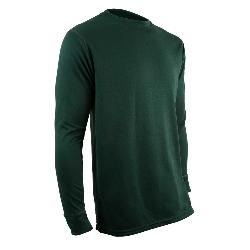 PolarMax Midweight Double Layer Mens Long Underwear Top