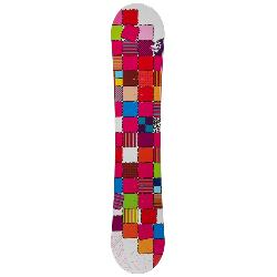 Sionyx Quilt White Womens Snowboard