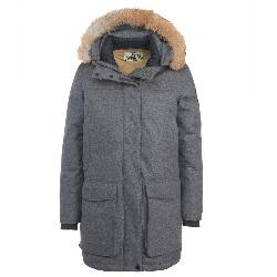 Woolrich Wool Patrol Down Parka Mens Jacket