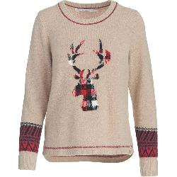 Woolrich Motif Womens Sweater