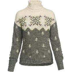 Woolrich Snowfall Valley Turtleneck Womens Sweater