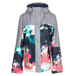 Roxy Jetty Block Womens Insulated Snowboard Jacket