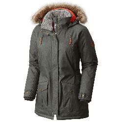 Columbia Barlow Pass 550 TurboDown Plus w/Faux Fur Womens Jacket