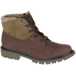 Caterpillar Fret Faux Fur WP Womens Boots