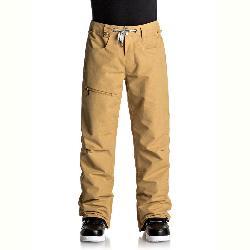 Quiksilver Forest Oak Mens Snowboard Pants