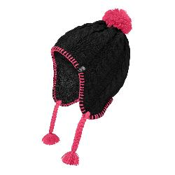The North Face Fuzzy Earflap Beanie Kids Hat