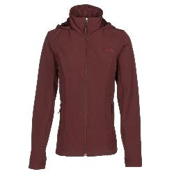 The North Face Shelbe Raschel Hoodie Womens Soft Shell Jacket (Previous Season)