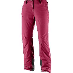 Salomon Icemania Womens Ski Pants