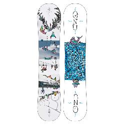 Gnu Recess Asym BTX Boys Snowboard 2019