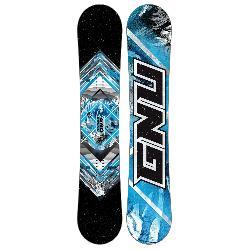 Gnu Gnuru Asym C2E Snowboard 2018