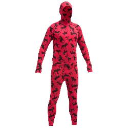 Air Blaster Classic Ninja Suit Mens Long Underwear Top