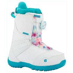 Burton Zipline Boa Girls Snowboard Boots 2018