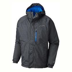 Columbia Alpine Action Big Mens Insulated Ski Jacket