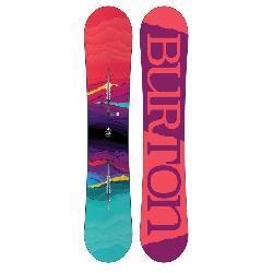 Burton Feelgood Flying V Womens Snowboard 2018