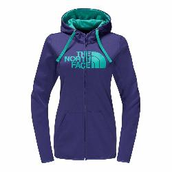 The North Face Fave Half Dome Full-Zip Womens Hoodie