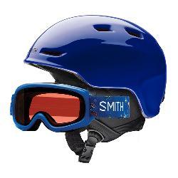 Smith Zoom Jr. and Gambler Combo Kids Helmet