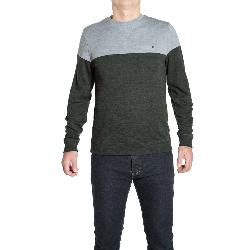 We Norwegians Base Two Colorblock Crew Mens Sweater 2019