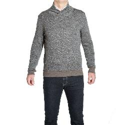 We Norwegians Fiskebein Shawl Collar Mens Sweater