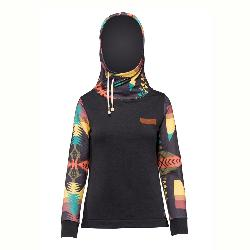 Picture Planer Womens Hoodie