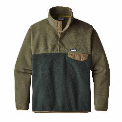 Patagonia Lightweight Synchilla Snap-T Mens Mid Layer