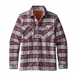 Patagonia Insulated Fjord Flannel Flannel Shirt