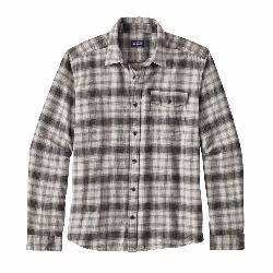 Patagonia Long Sleeved Lightweight Fjord Flannel Shirt
