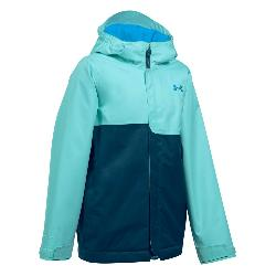 Under Armour ColdGear Infrared Freshies Rideable Girls Ski Jacket