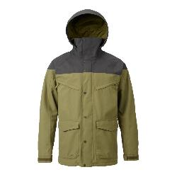 Burton Breach Mens Shell Snowboard Jacket