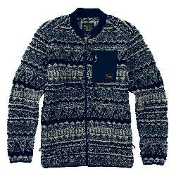 Burton Grove Full Zip Fleece Mens Sweater