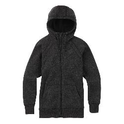 Burton Bonded Scoop Full Zip Womens Hoodie