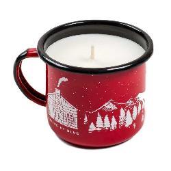 United By Blue Mountain Cabin Candle Mug