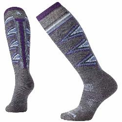 SmartWool PhD Ski Light Pattern Womens Ski Socks