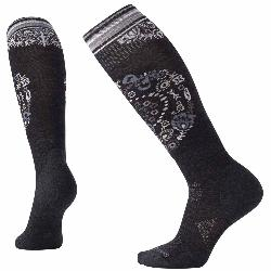 SmartWool PhD Ski Light Elite Pattern Womens Ski Socks