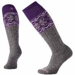 SmartWool PhD Slopestyle Medium Wenke Womens Ski Socks